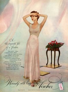 Fischer - Heavenly Silk Lingerie