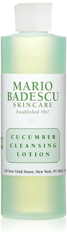 Mario Badescu Cucumber Cleansing Lotion -- This is an Amazon Affiliate link. You can get more details by clicking on the image.
