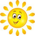 View album on Yandex. Sun Emoji, Sunshine Pictures, Emoticon Faces, Happy Sun, Summer Fun List, Spring Painting, Sun Art, Art Drawings For Kids, Rainbow Art