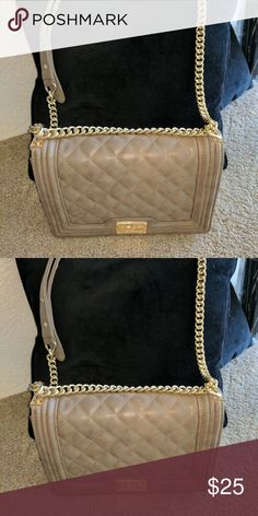 Bebe purse From TJ Maxx , Only used a few times bebe Bags Shoulder Bags