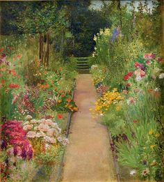 Mother's Garden - Wolfram Onslow Ford