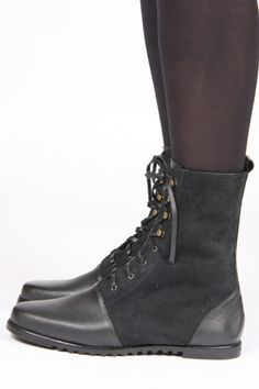 really want some combat boots!