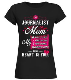 "# Journalism Shirt - I'm a Journalist Mom T Shirt .  Special Offer, not available in shops      Comes in a variety of styles and colours      Buy yours now before it is too late!      Secured payment via Visa / Mastercard / Amex / PayPal      How to place an order            Choose the model from the drop-down menu      Click on ""Buy it now""      Choose the size and the quantity      Add your delivery address and bank details      And that's it!      Tags: Specially designed for journalist…"