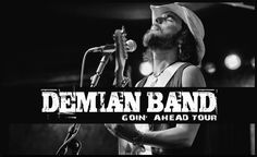 DEMIAN BAND POSTER