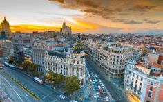 Madrid shopping