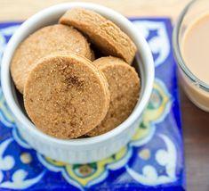 Crispy Cinnamon Cookies - Cook With Manali Cinnamon Biscuits, Cinnamon Cookies, Almond Cookies, Cinnamon Spice, Cookie Desserts, Just Desserts, Cookie Recipes, Dessert Recipes, Best Homemade Cookie Recipe