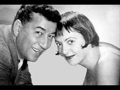 """""""That old Black Magic"""" Louis Prima & Keely Smith, My grandpa also loved this song"""