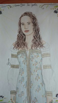 Queen Susan the Gentle by Anneli du Plessis.