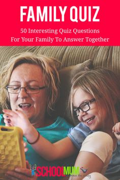 50 Family Quiz Questions to Extend Dinner Time - School Mum