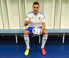 Real Zaragoza 2016/17 7ª incorporación (jugador nº 713)  MARCELO SILVA
