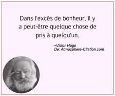 Citation de Victor Hugo - Proverbes Populaires Citations Victor Hugo, Developement Personnel, Quelque Chose, Texts, Html, Quotes, Writers, Islam, Inspirational Quotes