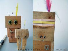 Urban Woodies by Tweelink at Friday Next