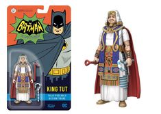 Funko Action Figure: DC Heroes - King Tut Toy Figure – Galactic Toys & Collectibles