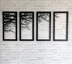 Tree branch framed wall decor laser cutting metal wall art home bed room decor http://www.nicehomedecor.site/2017/08/02/tree-branch-framed-wall-decor-laser-cutting-metal-wall-art-home-bed-room-decor/