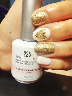 Nails by Nivea. Love them. #hearts
