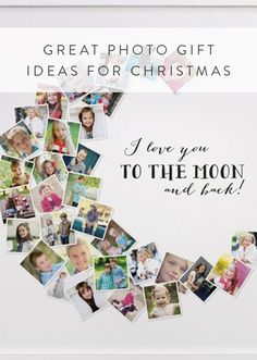 7 Photo Gift Ideas That Aren't a Calendar. You don't want to spend a ton of money this Christmas but you still want to give a thoughtful gift. Check out these nifty ideas for gifts that will definitely impress your mother-in-law.