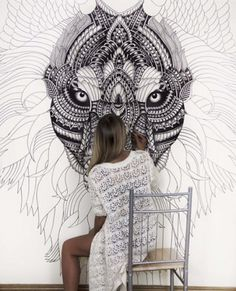Art Poissons: ART ORNAMENTAL BY FAYE HALLIDAY