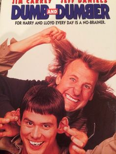 Dumb and Dumber is a funny movie