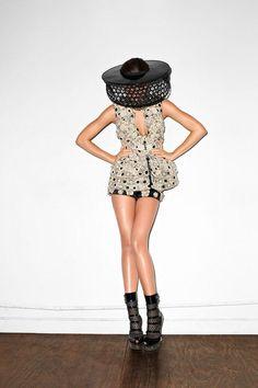 See Miranda Kerr's Full Purple Fashion Cover Shoot - Pedestrian TV