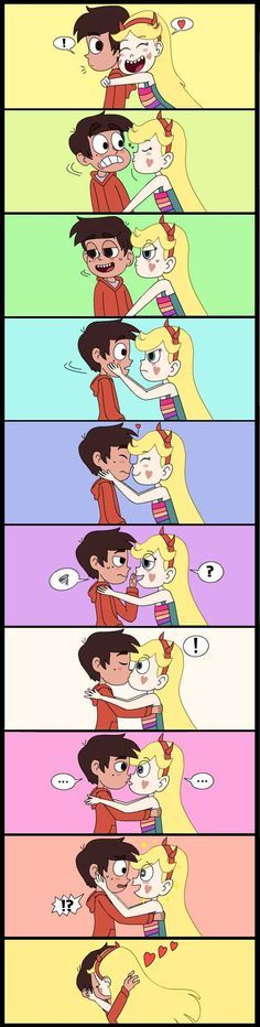 Starco by Candigato on DeviantArt
