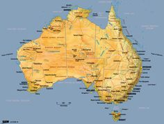 The Australian continent is a unique land, full of contrasts. It is the earth's biggest island and the sixth-biggest country in the world in land area. Australia is the only nation to govern an entire continent. Brisbane, Perth, Melbourne, Sydney, Top Countries To Visit, Countries Of The World, Scentsy Australia, Australian Continent, Australian Politics