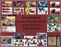 Boys Bumper Kit on Craftsuprint - View Now! Happy Birthday Grandson, Happy Birthday Friend, Boy Birthday, Christmas Books, Red Christmas, Christmas Cards, Blank Cards, Photo Cards, Card Making