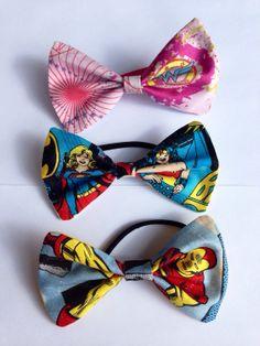Superhero Party Favors  6 per set  Unisex by ComeChameleonKids, $11.50