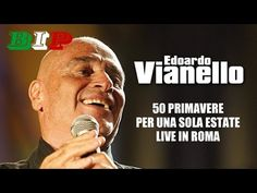 Edoardo Vianello Live - 50 Primavere Per Una Lunga Estate [ Long Form ] #musica #italiana #abbronzatissima #anni60 #oldies #live #concert #parcodellamusica