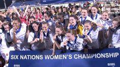 #FranceFeminines résiste face à l'Irlande pour s'offrir le Grand Chelem - Le Rugbynistere - 16/03/2014