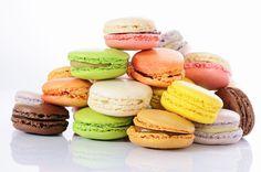 sweet macarrons