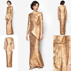 Fesyen Trend Terkini Baju Raya 2016
