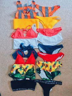 less bikini : and Beachwear for women. Womens Affordable bikinis swim suit cover ups. Summer bikini and beach outfit ideas. Summer Bathing Suits, Cute Bathing Suits, Summer Suits, Bathing Suit Covers, Bikini Babes, The Bikini, Cute Swimsuits, Cute Bikinis, Billabong