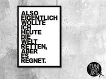 """REGEN."" | typo poster | size L"