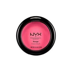 NYX - Professional Makeup - Rouge Cream Blush - CB08 Hot Pink / Rose Fluo
