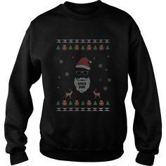 Ugly Christmas gift for Ugly Sweater Lovers hoodie Funny Christmas Shirts, Christmas Humor, Christmas Sweaters, Christmas Gifts, Ugly Sweater, Hoodies, Sweatshirts, Lovers, Fashion