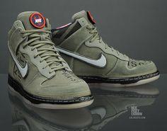 Nike Dunk High Premium QS I want these!!!!