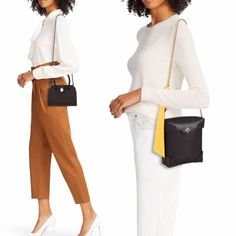 Saks Fifth Avenue offers 50% off on Manu Atelier handbags with free shipping. Handbags On Sale, Saks Fifth Avenue, Free Shipping, Pants, Fashion, Moda, Trousers, Women Pants, Fasion
