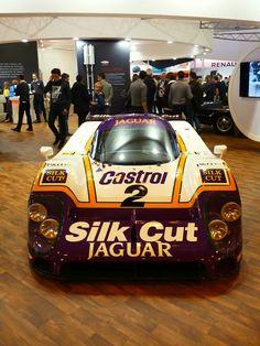 Jaguar XJR-9 1988