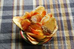 Homemade Kettle Chips | Michael Nolan's My Earth Garden
