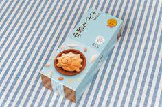 こちらは島根県隠岐の島「秀月堂」さん。つぼ焼きにすると中身のお餅がのび~!