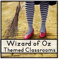 Wizard of Oz Themed Classroom {Ideas, Photos, Tips, and More}