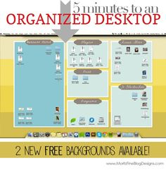 Everyone needs to try this!  Best idea ever to feel like my tech life is organized! Super SImple! | www.MoritzFineBlogDesigns.com