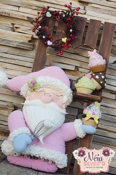 Christmas Clay, Winter Christmas, All Things Christmas, Christmas Time, Christmas Crafts, Christmas Decorations, Xmas, Christmas Ornaments, Christmas Quilt Patterns