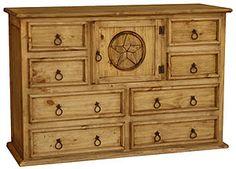 Celeste Star Dresser