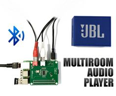 51 Best DIY : Audio Player (Onion, RaspberryPi, Arduino