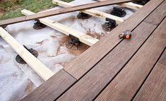 Siding Repair, Deck Repair, Laying Decking, Diy Deck, Deck Plans, Exterior Remodel, Roofing Contractors, Building A Deck, Deck Design