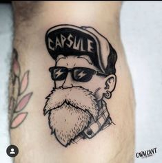 Dope Tattoos, Mini Tattoos, Black Ink Tattoos, Leg Tattoos, Body Art Tattoos, Tattoos For Guys, Sleeve Tattoos, Black Work Tattoo, Tatoos