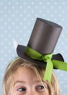 DIY : Party Top Hat | Confetti Sunshine