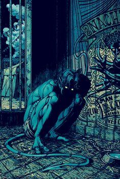 Nightcrawler.