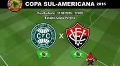 Copa Sul-Americana: No Paraná, Vitória busca a classificação para fase internacional contra o Coritiba